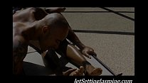 Pool Side Creampie Teaser: King Noire & Jet Setting Jasmine