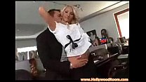 Banged In The Office For A Raise