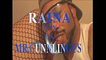 MR.CUNNLINGUS VS. RAINA COX