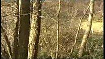 Deutsche Amateure fahren zum Ficken in den Wald