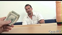 Saradão gostoso dando a bunda por dinheiro