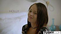 TUSHY Naughty Girl Holly Hendrix Gets Anal from...