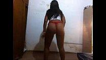 Brasileira gostosa bailando de fio dental hot.m...