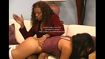spanked ebony bottoms pt 2