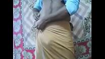 Kerala mallu guy wearing Kavi mundu