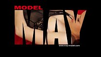 may model teasing