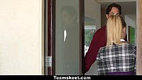 MyBabySittersClub - Dirty Babysitter Wet and Re...