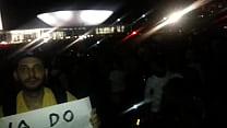 flagrante em manifestação brasilia