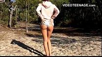 teens do porn at beach