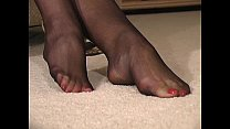 Laurie Wallace in Pantyhose - Part 3