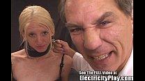 Dr Sparky shocks and fucks Carla