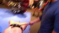 slave Publicly Disciplined and Used as a Toy at Mr Leather (Part 1)