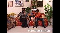 Amatoriale italiano - sesso a tre com milf italiana vogliosa di cazzi