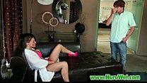 Nuru Massage With Big Tit Asian And Nasty Fuck On Air Matress 11