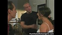 Daddy's Girl Caught With Dildos In Her Pussy An...