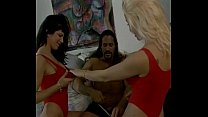 Davia Ardell Randi Rage Colt Steel -- Threesome