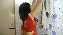Indian Student Bathroom scene