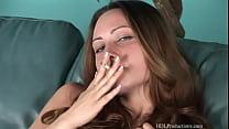 Alexia Star - Smoking Fetish at Dragginladies