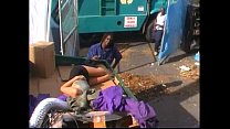Raver found in Dumpster by 2 Workers
