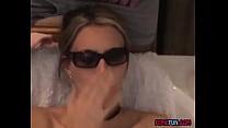 Real Estate Agent Karen Kemp Getting a FAcial