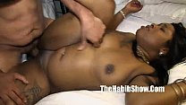 chocolate beatdown brook marie by bbc redzilla