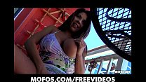 Stunning big-tit Latina makes an amateur POV ta...