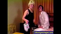 Blonde Milf In Retro Porno