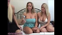 amber lynn bach caught you jerking and teaches you