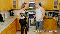 Taboo Passions] Madisin Lee in Cooking For Stepmom
