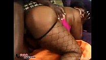 Erotic Ebony COUGAR With Jumbo Juggs Fucked Mz ...