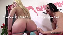 TV - CHLOE LOVETTE & CHARLYSE ANGEL