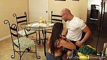Melanie Hicks & Madisin Lee in Mom Teaches Son'...