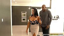 Cougar Simone Garza's First Time BBC Anal