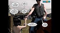 3D Comic: Six Gun Episode 5