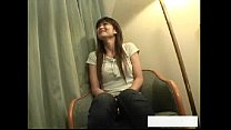 Japanese amateur women in comic cafe invitation to have sex cum