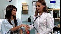 www.sixty9cams.com massage by teen a seducing doctor Lesbian