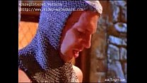 Hot blonde DP in Medieval times --- Wendi Knight - C (new)