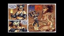 Huge Breast Big Cock Sex Comic