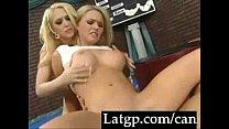 Porntrack Kagney Threesome