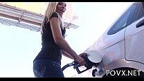 Charlyse Angel: Cool POV Life Mov