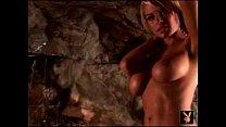 Stunning Playboy blonde Melissa shows huge tits - DaChixcom