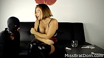 BP122- Fedmom Humiliation - Forced to Lick Pussy- Preview