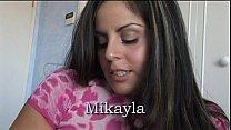 Mikayla desde el punto de vista del hombre