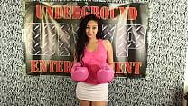 UIWP ENTERTAINMENT Meesha vs Champ Mixed Belly Punching Match Man vs Women