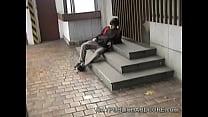 Homeless boy gets fucked raw