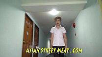 Sanctimonious Little Short Haired Thai