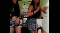 Arelly Campos moviendo su culito (prostituta de santa catarina)