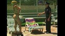 Gina Vice fucks a cop - si