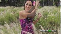 Sabrina Banks - Nature Walk Takes X-Rated Turn