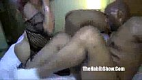 phat booty juicy snicka gangbanged by BBC